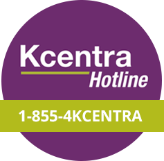 Kcentra hotline phone number