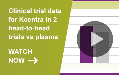 Kcentra Clinical Trial Data Video""